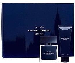 Kup Narciso Rodriguez For Him Bleu Noir - Zestaw (edt/50ml + sh/gel/200ml)