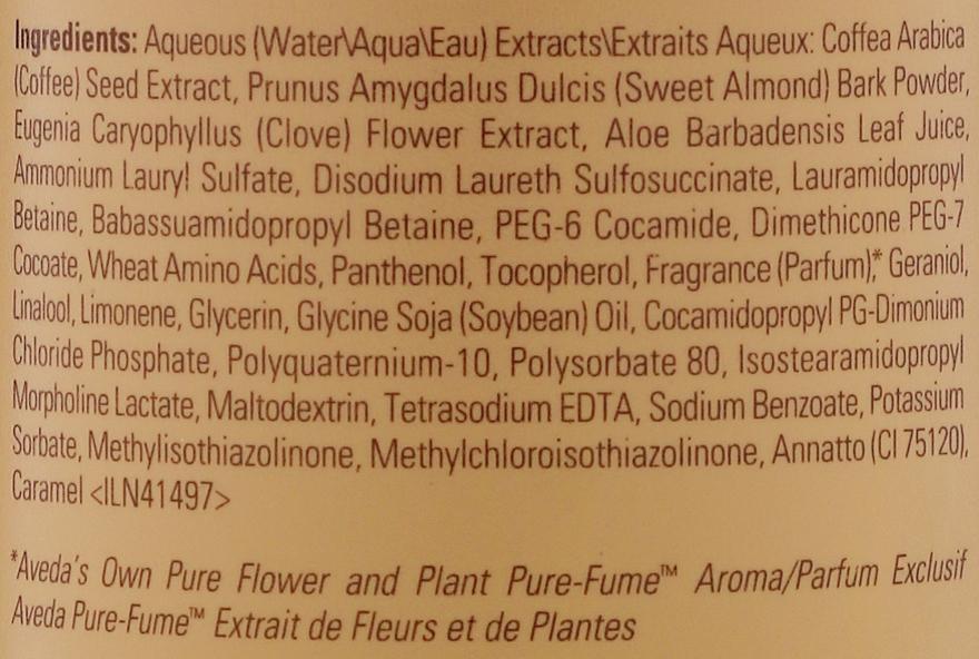 Goździkowy szampon do włosów brązowych - Aveda Clove Color Shampoo — фото N2