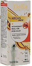 Kup Wygładzający roll-on pod oczy z olejem arganowym i koenzymem Q10 - Delia Argan Care Under Eye Roll-On Wrinkles Smoother