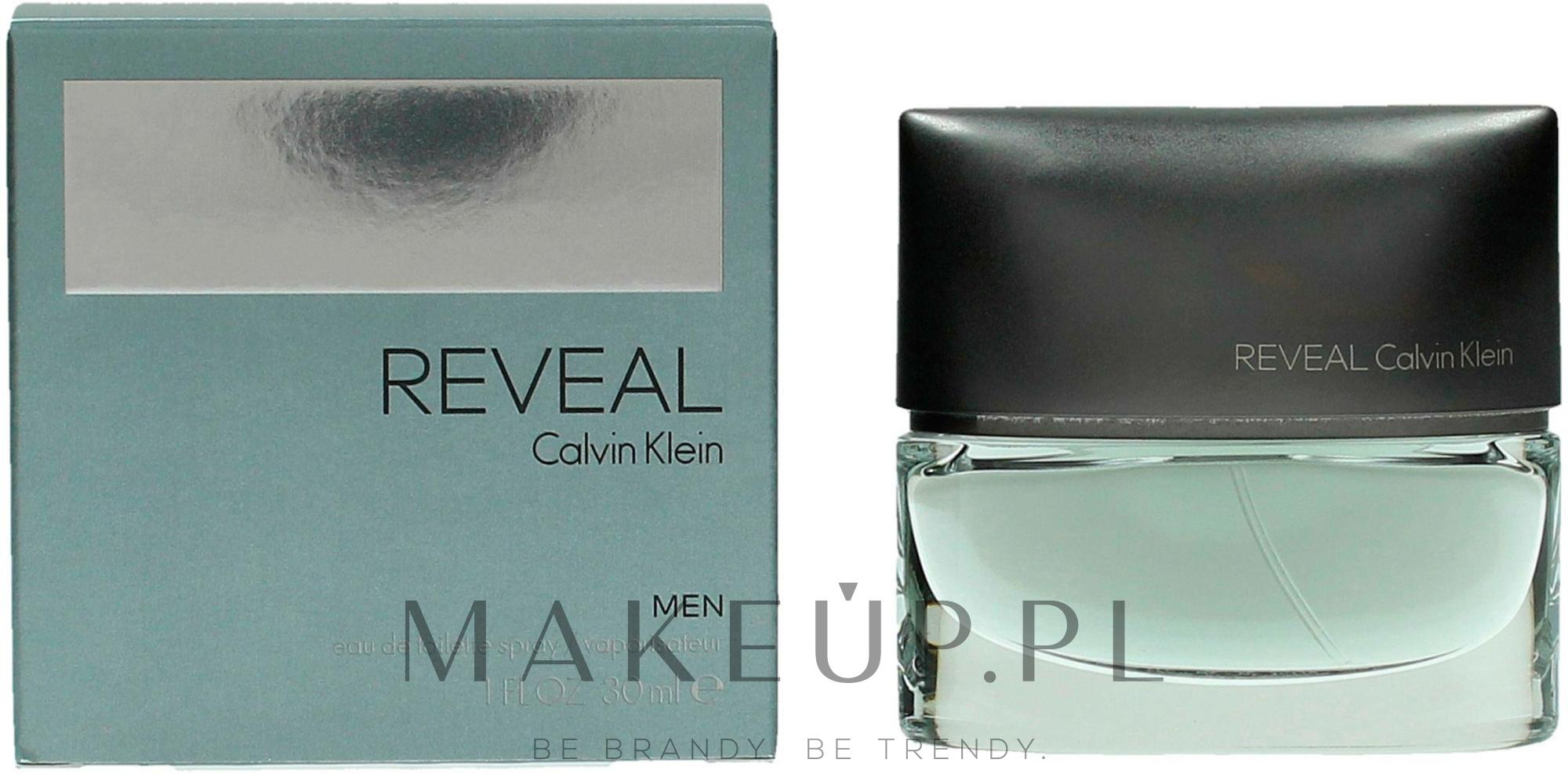 Calvin Klein Reveal Men - Woda toaletowa — фото 30 ml