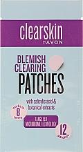 Kup Plastry oczyszczające do skóry z wypryskami - Avon Clearskin Blemish Clearing Patches