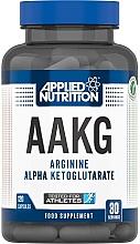 Kup PRZECENA! Alfaketoglutaran argininy w kapsułkach - Applied Nutrition AAKG *