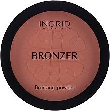 Kup Puder brązujący - Ingrid Cosmetics HD Beauty Innovation Bronzing Powder