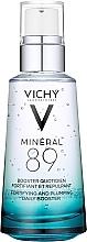 Zestaw - Vichy Mineral 89 (gel/50ml + gel/cr/15ml + bag) — фото N2