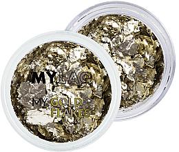Kup Płatki złota do stylizacji paznokci - MylaQ My Gold Flakes