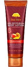 Kup Nawilżający balsam do ciała z masłem shea Tropikalne mango - Tree Hut Shea Moisturizing Body Lotion