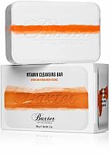 Kup Mydło w kostce, Satsuma - Baxter of California Vitamin Cleansing Bar Citrus & Herbal Musk