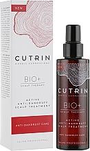 Kup Przeciwłupieżowy krem do skóry głowy - Cutrin Bio+ Active Anti-dandruff Scalp Treatment