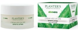 Kup Liftingujący krem do twarzy - Planter's Aloe Vera 24 Hour Face Cream Lifting Effect