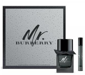 Burberry Mr. Burberry Eau de Parfum - Zestaw dla mężczyzn (edp 50 ml + edp 7,5 ml) — фото N2