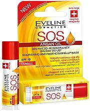 Kup Odżywczo-regenerujący balsam do ust - Eveline Cosmetics S.O.S.