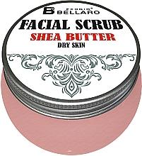 Kup Peeling do twarzy z masłem shea - Fergio Bellaro Facial Scrub Shea Butter
