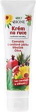 Kup Krem do rąk z roślinnymi ekstraktami - Bione Cosmetics Hand Cream with Plant Extracts
