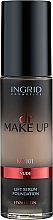 Kup Liftingujący podkład do twarzy - Ingrid Cosmetics Dr Make-Up Lift Serum Foundation SPF 8