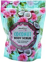 Kup Peeling do ciała z kokosem - Derma V10 Exfoliating Coconut Body Scrub
