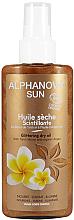 Kup Rozświetlający olejek do ciała utrwalający opaleniznę - Alphanova Sun Dry Oil Sparkling