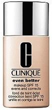 Kup PRZECENA! Podkład do twarzy w kremie - Clinique Even Better Makeup SPF 15*