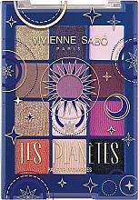 Kup Paleta cieni do powiek - Vivienne Sabo Les Planetes Eyeshadow Palette