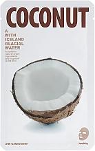 Kup Maseczka do twarzy w płachcie Kokos - The Iceland Coconut Mask