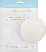 Kup PRZECENA! Gąbka - The Konjac Sponge Company Premium Baby Face Sponge *