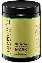Kup Delikatna maska do wszystkich rodzajów włosów Banan - V.Laboratories Destivii Banana Nourishing Mask