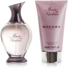 Rochas Muse de Rochas - Zestaw (edp 100 ml + b/lot 150 ml) — фото N2
