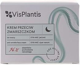 Kup Krem do twarzy na noc przeciw zmarszczkom SYN-AKE jad żmii - Vis Plantis Age Killing Effect Anti-Wrinkle Face Cream