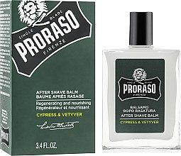 Kup Balsam po goleniu - Proraso Cypress & Vetiver After Shave Balm