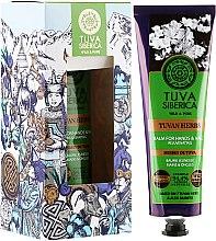 Kup Ochronny odmładzający biobalsam do rąk i paznokci - Natura Siberica Tuva Siberica Tuvan Herbs Rejuvenating Balm For Hands & Nails