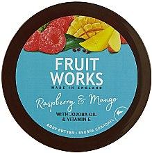 Kup Masło do ciała Malina i mango - Grace Cole Fruit Works Body Butter Raspberry & Mango