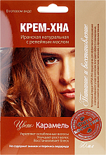 Kup PRZECENA! Krem-henna z olejem łopianowym - FitoKosmetik *