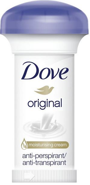 Antyperspirant w kremie - Dove Original Deodorant Cream