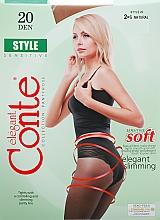 "Kup Rajstopy ""Style"" 20 DEN, natural - Conte"