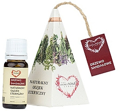 Kup Naturalny olejek eteryczny Drzewo sandałowe - The Secret Soap Store Natural Essential Oil Sandal Tree