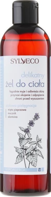 Delikatny żel do ciała Ziołowa pielęgnacja - Sylveco — фото N1