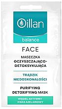 Kup Maseczka oczyszczająco-detoksykująca do twarzy - Oillan Balance