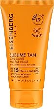 Kup Przeciwstarzeniowy krem przeciwsłoneczny do twarzy SPF 15 - José Eisenberg Anti-Ageing Facial Sun Care