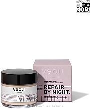 Kup Krem do twarzy na noc z ochroną lipidową Second Skin - Veoli Botanica Face Cream Lipid Protection Repair By Night