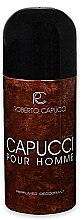 Kup Perfumowany dezodorant w sprayu dla mężczyzn - Roberto Capucci Capucci Pour Homme