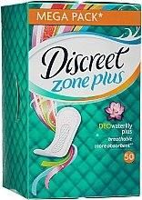 Kup Wkładki higieniczne, 50 szt. - Discreet Deo Waterlily Zone Plus