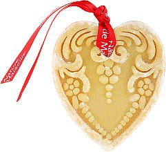 Kup Mydło w kształcie serca - Nature de Marseille Soap