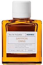 Kup Korres Saffron Orris - Woda toaletowa