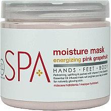 Kup Nawilżająca maska do rąk, stóp i ciała Energizujący różowy grejpfrut - BCL Spa Energizing Pink Grapefruit Moisture Mask