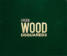 Kup Dsquared2 Green Wood Pour Homme - Zestaw (edt 50 ml + sh/gel 50 ml + ash/balm 50 ml)