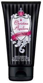 Christina Aguilera Secret Potion - Żel pod prysznic — фото N1