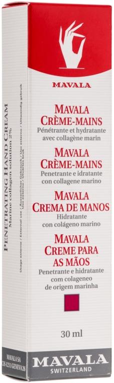 Krem do rąk - Mavala Hand Cream — фото N1