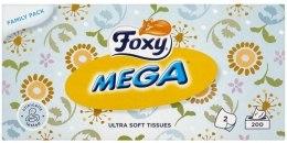 Kup Delikatne chusteczki higieniczne - Foxy Mega Ultra Soft Wipes