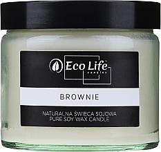 Kup Świeca zapachowa, Brownie - Eco Life Candles