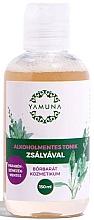 Kup Tonik szałwiowy do twarzy - Yamuna Alcohol-Free Toner With Sage ingredients