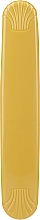 Kup Etui na szczoteczkę do zębów, 88049, złóte - Top Choice